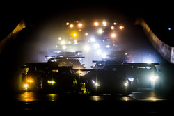 رقم 88 مارانيللو موتورسبورت، فيراري 488 جي تي 3: توني فيلاندر، كريغ لاونديس، جايمي واينكاب