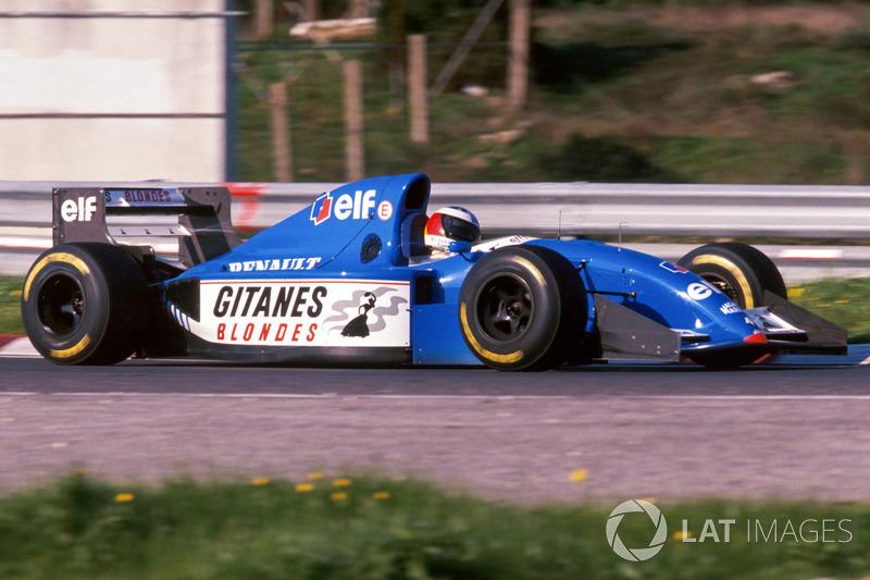 1992 – 1994: Ligier