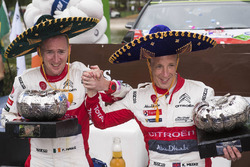 1. Kris Meeke, Paul Nagle, Citroën World Rally Team