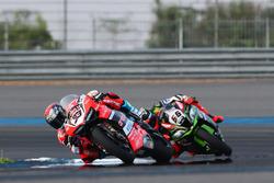 Марко Меландрі, Ducati Team, Том Сайкс, Kawasaki Racing