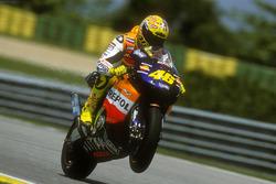 1. Valentino Rossi, Honda