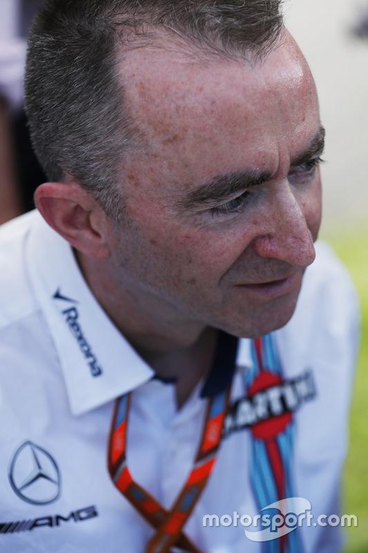 Paddy Lowe, Williams F1