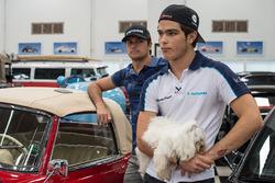 Pedro Piquet, Nelson Piquet Jr.