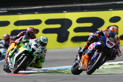 Michael van der Mark, Pata Yamaha; Roman Ramos, Team Go Eleven