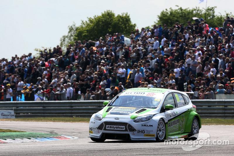 Josh Cook, Team Parker Racing Ford Focus