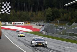 Sieg für René Rast, Audi Sport Team Rosberg, Audi RS 5 DTM