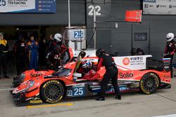 #25 CEFC Manor TRS Racing 07 Gibson: Роберто Гонсалес, Сімон Труммер, Віталій Петров