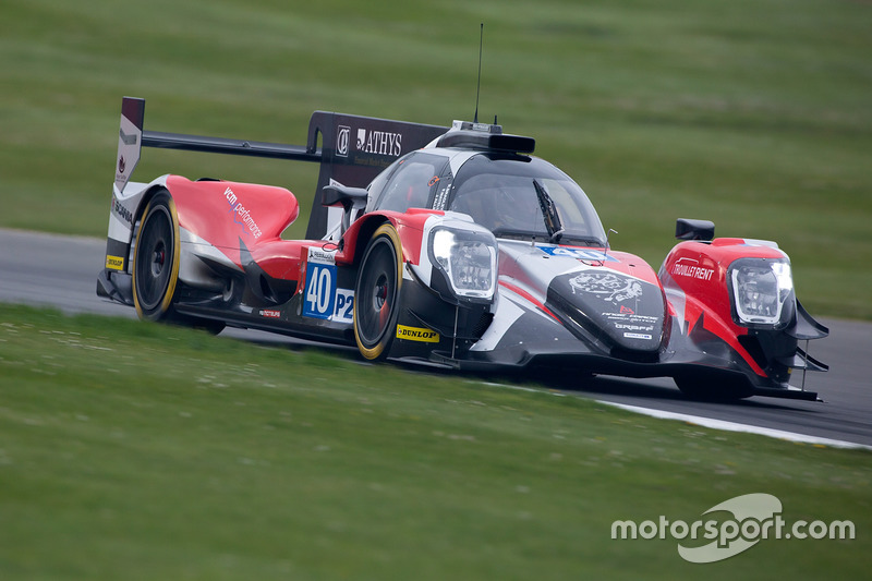 #40 GRAFF, Oreca 07 - Gibson: James Allen, Franck Matelli, Richard Bradley