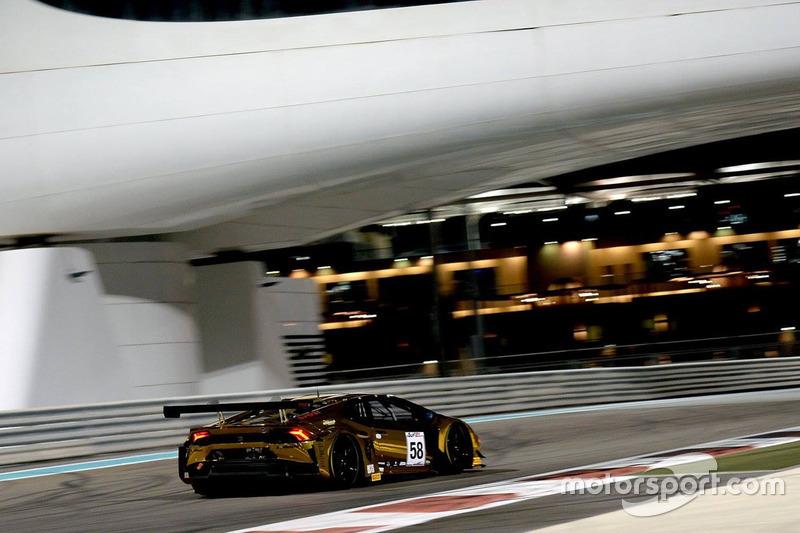 #58 Sportec Motorsport Lamborghini Huracan GT3: Christoph Lenz, Roberto Pampanini, Mauro Calamia