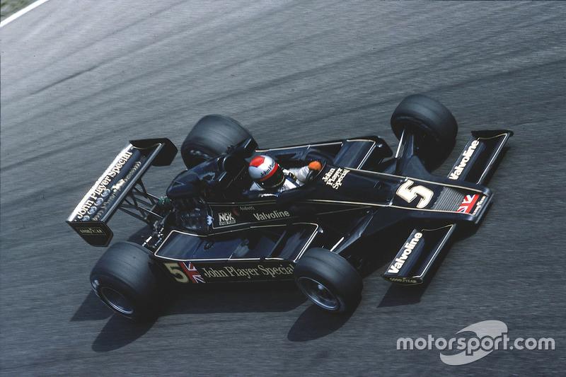43º: Lotus 78 (1977-1978)