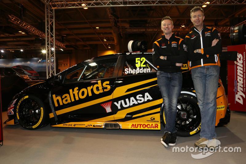 Gordon Shedden y Matt Neal, Team Dynamics