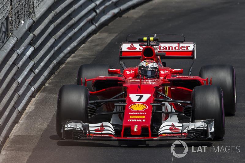 Formula 1 GP di Monaco, la Gara
