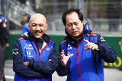 Toyoharu Tanabe, F1 Teknik Direktör, Honda