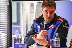 James Key, Technical Director, Scuderia Toro Rosso