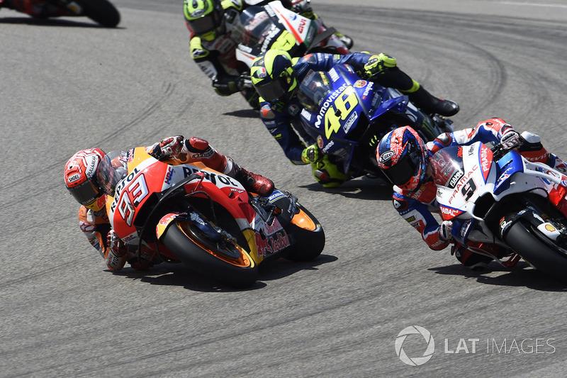 MotoGP Jerman: Menang