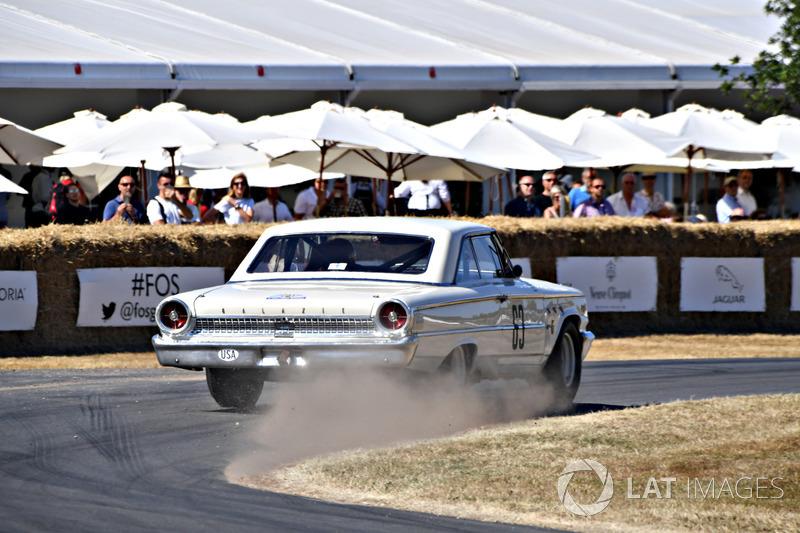 Bill Shepherd, Ford Galaxie 500 (60,76 detik)