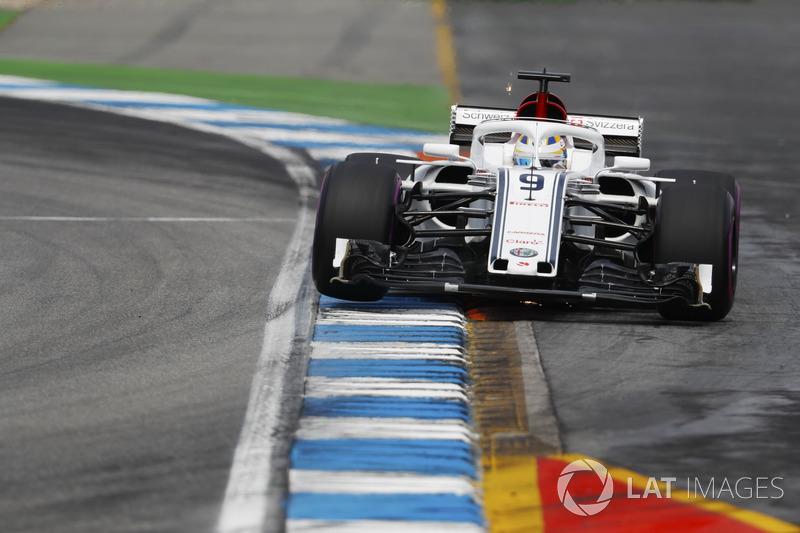 Marcus Ericsson - Sauber: 8