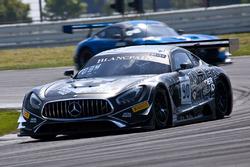 #90 Akka ASP Team Mercedes-AMG GT3: Jack Manchester, Nico Bastian, Jules Szymkowiak