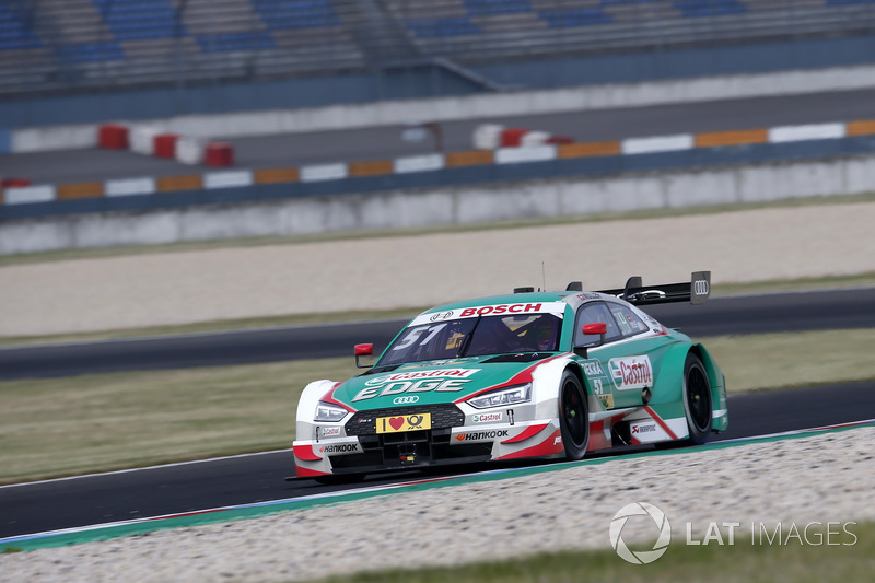 Ausfall: Nico Müller, Audi Sport Team Abt Sportsline, Audi RS 5 DTM