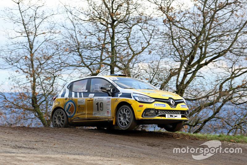 Olivier Courtois, Hubert Risser, Renault Clio RS