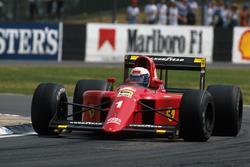 Alain Prost, Ferrari 641/2