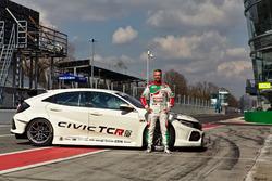 Tiago Monteiro, Honda Civic TCR