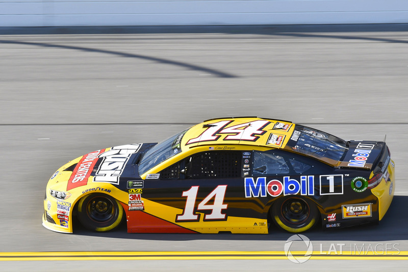 10. Клінт Боєр, No. 14 Stewart-Haas Racing Ford Fusion