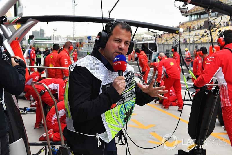 Тед Кравітц, Sky, Ferrari