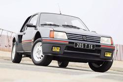 Peugeot 205 T16 1985