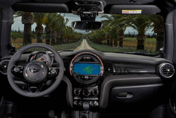MINI Cooper S restyling