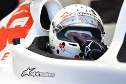 F1 Experiences 2-Seater passenger Rupert Grint