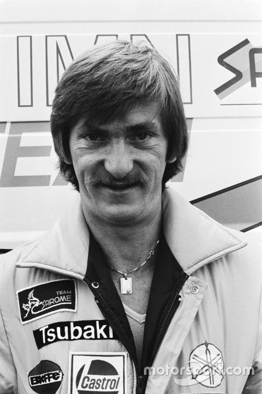Jack Middelburg, Yamaha