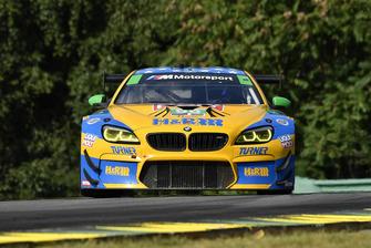 #96 Turner Motorsport BMW M6 GT3, GTD - Robby Foley, Bill Auberlen