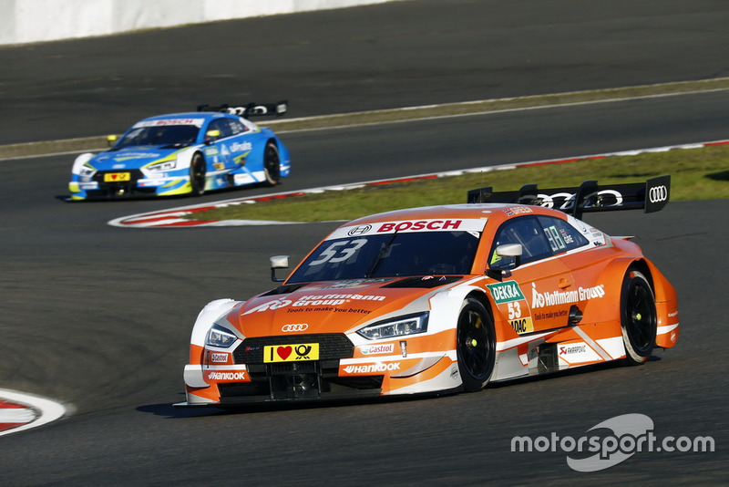 14. Jamie Green, Audi Sport Team Rosberg, Audi RS 5 DTM