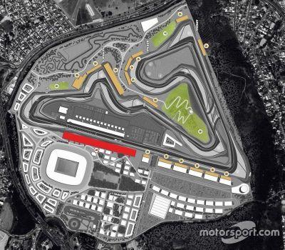 Projet de circuit à Rio