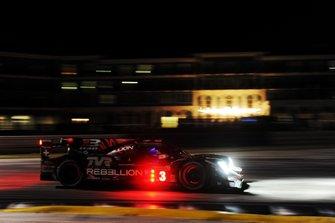 #3 Rebellion Racing Rebellion R-13 - Gibson: Nathanael Berthon, Thomas Laurent, Gustavo Menezes