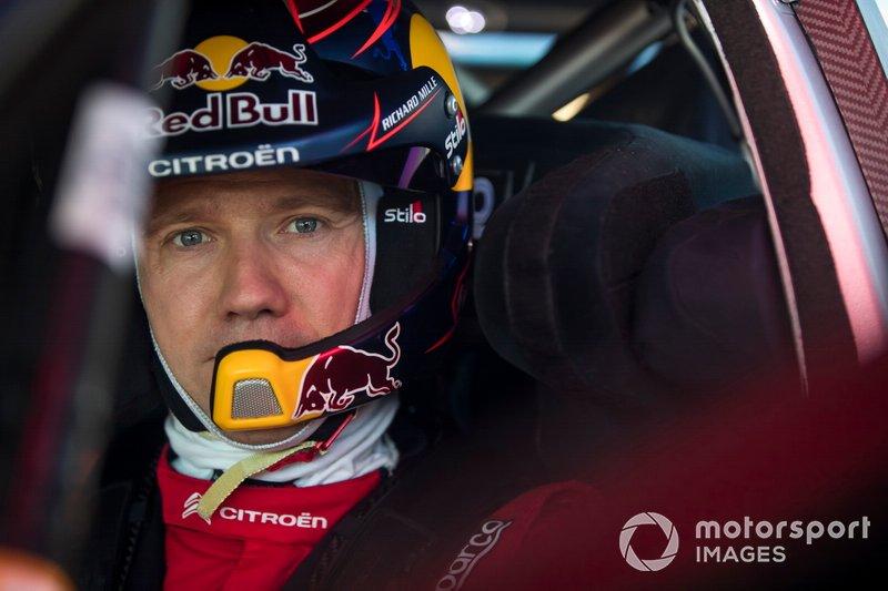 Sébastien Ogier, Citroën World Rally Team