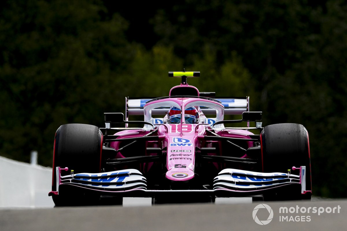 P9 Lance Stroll, Racing Point RP20