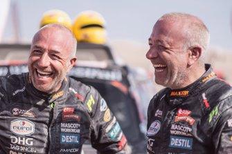 #347 Maxxis Dakar Team: Tim Coronel, Tom Coronel