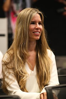 Vivian Sibold, esposa de Nico Rosberg