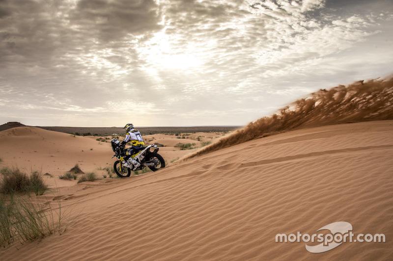 Rally van Marokko