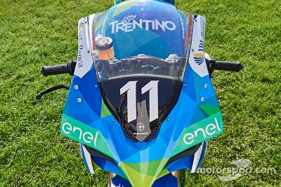Team Gresini MotoE launch