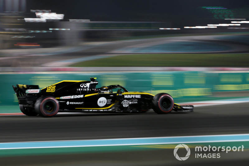 Renault in der Formel 1 2018