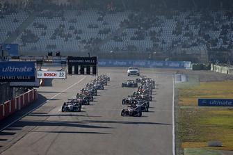 Start der Formel-3-EM 2018 in Hockenheim