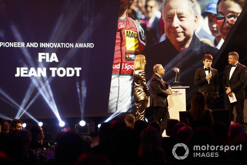 Trophée de l'innovation : FIA (pour le Halo)