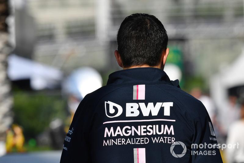 Esteban Ocon, Racing Point Force India