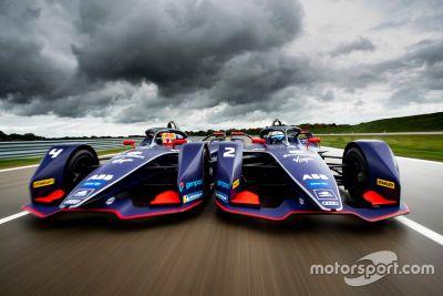 Envision Virgin Racing araç tanıtımı