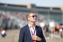 David Coulthard, TV Presenter
