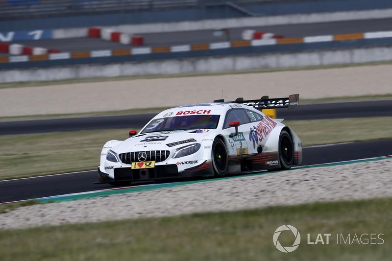 15. Paul Di Resta, Mercedes-AMG Team HWA, Mercedes-AMG C63 DTM
