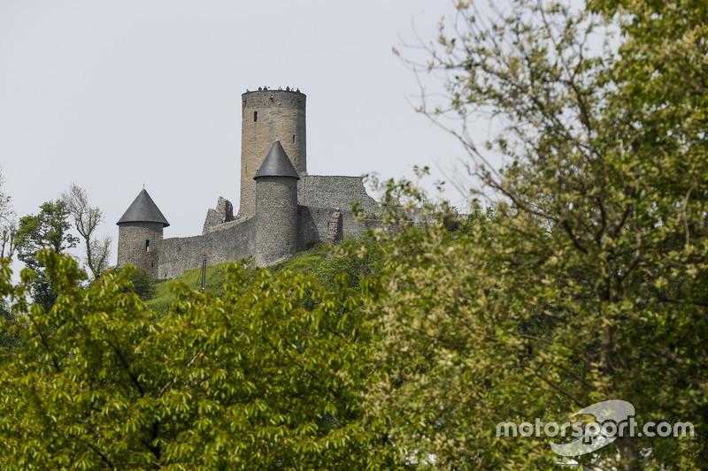 El castillo Nurburg